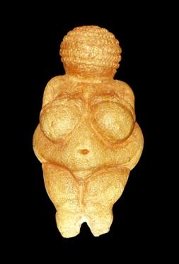 Venus of Willendorf By Oke (Own work) [GFDL, CC-BY-SA-3.0 or CC BY-SA 2.5-2.0-1.0], via Wikimedia Commons
